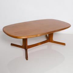 Dyrlund Mid Century Danish Modern Teak Coffee Table by Dyrlund - 1178970
