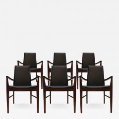 Dyrlund Set of Six Armchairs Edited by Dyrlund - 525941