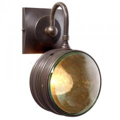 Early Electrics LLC Double Magnifying Glass Sconce - 951061