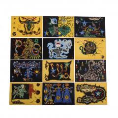 Edition D Art Du Lion Jean Lurcat Zodiaque portfolio - 1105593