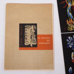 Edition D Art Du Lion Jean Lurcat Zodiaque portfolio - 1105595