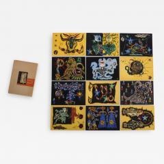 Edition D Art Du Lion Jean Lurcat Zodiaque portfolio - 1121428