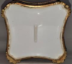 Edme Samson et Cie 19th Century Samson Paris Porcelain Trinket Box - 1697757