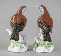 Edme Samson et Cie Porcelain Birds By Samson Pair - 1537848