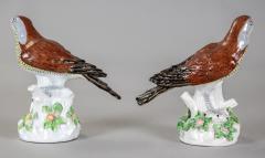 Edme Samson et Cie Porcelain Birds By Samson Pair - 1537850