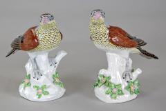 Edme Samson et Cie Porcelain Birds By Samson Pair - 1537852