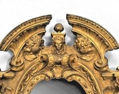 Edward F Caldwell Co Caldwell lighting American Victorian Style Gilt Bronze Wall Mirror - 744940