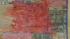 Ege Axminster After Paul Klee 1926 Painting EGE Art Line Rug Denmark 1980s - 2073354