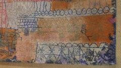 Ege Axminster After Paul Klee 1926 Painting EGE Art Line Rug Denmark 1980s - 2073357