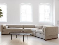 Egg Collective The Howard Sectional Sofa by Egg Collective - 1572851