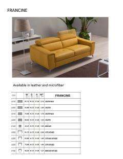 Egoitaliano Francine Sofa Bed - 1689027