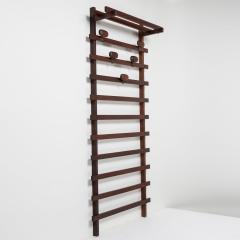 Elam Wall Coat Rack Unit by Ezio Longhi for Elam - 1236879