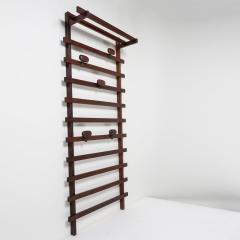 Elam Wall Coat Rack Unit by Ezio Longhi for Elam - 1236881