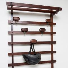 Elam Wall Coat Rack Unit by Ezio Longhi for Elam - 1236884