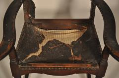 Eli Lurie Antiques John Hemings attrib Monticello Joinery Thomas Jeffersons Siesta Chair - 887386