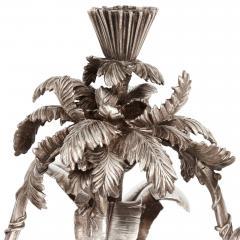 Elkington Co Pair of figural candelabra by Elkington Mason Co - 1577287
