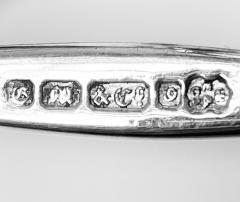 Elkington Co Silver Plate Toast rack concertina form English Elkington Co C 1870  - 2022131
