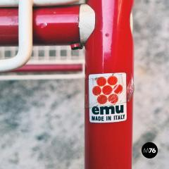 Emu Red metal food cart by Emu 1980s - 2135208