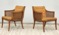 Erwin Lambeth Erwin Lambeth Mid Century Modern Lounge Chairs - 1441739