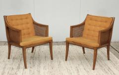 Erwin Lambeth Erwin Lambeth Mid Century Modern Lounge Chairs - 1441740