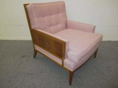 Erwin Lambeth Sophisticated Erwin Lambeth Walnut Lounge Chair Mid Century Modern - 1862373