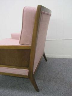 Erwin Lambeth Sophisticated Erwin Lambeth Walnut Lounge Chair Mid Century Modern - 1862377