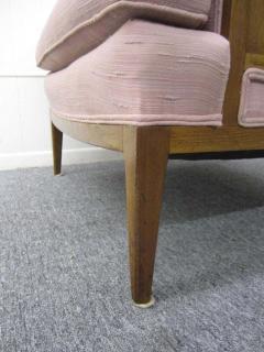 Erwin Lambeth Sophisticated Erwin Lambeth Walnut Lounge Chair Mid Century Modern - 1862378