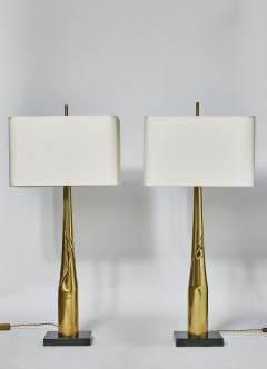Esperia Pair of Spectre Table Lamps by Esperia for Glustin Luminaires - 1114467