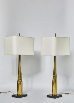 Esperia Pair of Spectre Table Lamps by Esperia for Glustin Luminaires - 1114468