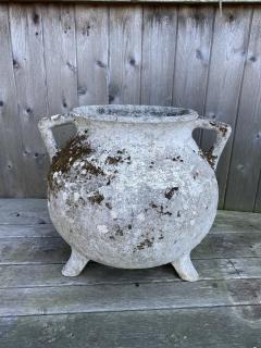 Eternit SA Willy Guhl Urn Cauldron Planter - 2107233
