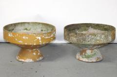 Eternit SA Willy Guhl rare shape Planter pair - 2123933