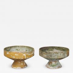 Eternit SA Willy Guhl rare shape Planter pair - 2125170
