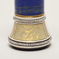 Faberg Faberg Lapis Lazuli Desk Seal - 573574