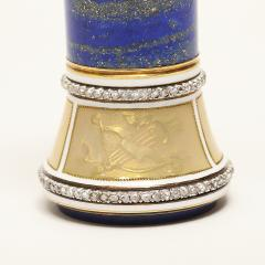 Faberg Faberg Lapis Lazuli Desk Seal - 573575