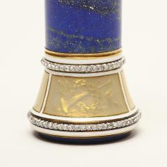 Faberg Faberg Lapis Lazuli Desk Seal - 573576