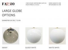 Fabio Ltd Globes Chandelier - 1564338