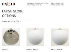Fabio Ltd Globes Flush Mount - 1564217
