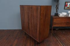 Falster Svend Madsen Rosewood Tall Chest for Falster Maobelfabrick - 1344018