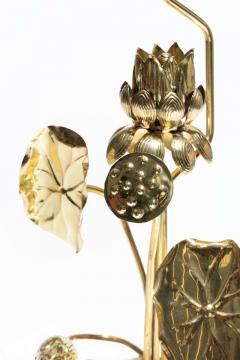 Feldman Lighting Co Feldman Lotus Flower Lamp in the Style of Parzinger circa 1960 - 1976858