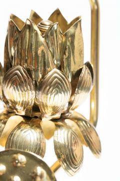 Feldman Lighting Co Feldman Lotus Flower Lamp in the Style of Parzinger circa 1960 - 1976859