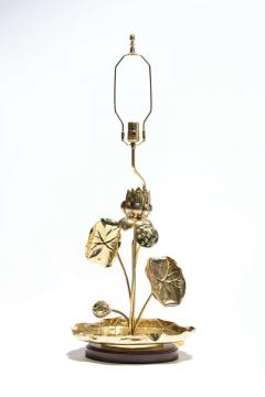 Feldman Lighting Co Feldman Lotus Flower Lamp in the Style of Parzinger circa 1960 - 1976861