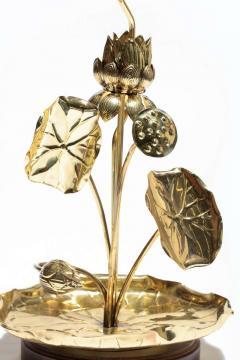 Feldman Lighting Co Feldman Lotus Flower Lamp in the Style of Parzinger circa 1960 - 1976862