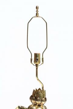 Feldman Lighting Co Feldman Lotus Flower Lamp in the Style of Parzinger circa 1960 - 1976863