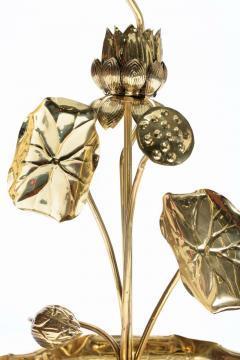 Feldman Lighting Co Feldman Lotus Flower Lamp in the Style of Parzinger circa 1960 - 1976867