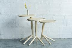 Fernweh Woodworking THE TRIPOD TABLE WHITE ASH - 1411232