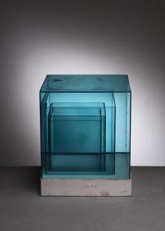 Fini Cocchia Gianfranco Fini table lamp for New Lamp - 2013164