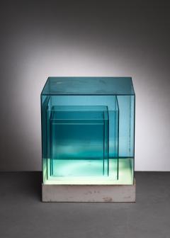 Fini Cocchia Gianfranco Fini table lamp for New Lamp - 2013167