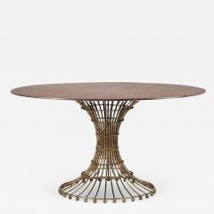 Fisher Weisman Gilded Cage Dining Table - 1829489
