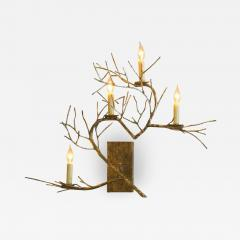 Fisher Weisman Woodland Wall Sconce - 1907292