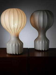 Flos Pair of Gatto Table Lamps by Castiglioni for Flos - 1166162